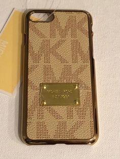 aed0ce3c86af Details about New Michael Kors1992 MK iPhone 7 7 plus 8 8 plus X Wallet  Phone Case