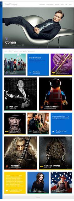 Time Warner, Inc. by Big Human