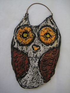 clay owls - Google Search