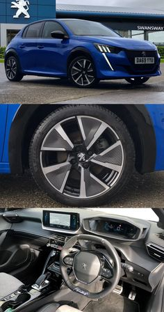 Peugeot e-208 electric car in GT trim with 50kWh output and 136HP. Chester Cheshire, Drive Online, Hatchback Cars, City Car, Electric Car, Car Ins, Used Cars, Peugeot