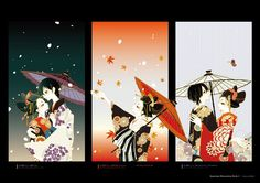 rainbow in your eyes   funarium:   {Yoshimi OHTANI Illustration works...