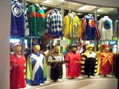 The Kentucky Derby Museum, Churchhill Downs Racetrack, Louisville, Kentucky