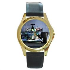 #Formula 1 race car at monaco gold stainless #steel #watch round,  View more on the LINK: http://www.zeppy.io/product/gb/2/361175863461/