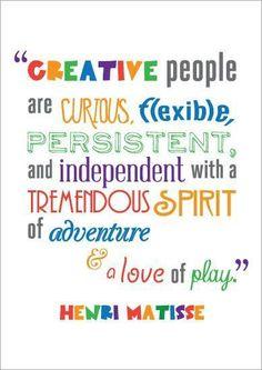 #HenriMatisse #Creativepeople