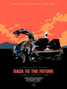 "Movie Synopsis: ""A young man is accidentally sent 30 years into the past in a time-traveling DeLorean invented by his friend, Dr. Emmett Brown, and must make sure his high-school-age parents unite in order to save his own existence.""  More Salvador Anguiano AMPs:"