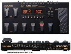 Boss GT 100. R$2100