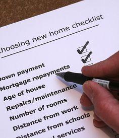 First Time Home Buyer Checklist Summerville SC (Pt 2) - http://pammarshallrealtor.com/first-time-home-buyer-checklist-summerville-sc-pt-2/