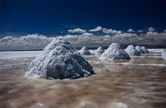 Bolivian Desert..and a pinch of salt.