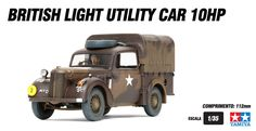 British Light Utility 10hp