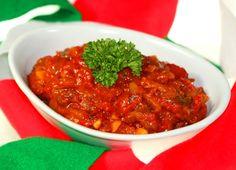 Peperonata Italian Pepper Stew Recipe