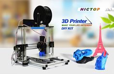 Aluminum Desktop Printer Replicator Machine Self-assembly High Accuracy DIY Printing Largest Build Size in the market. 3d Printer For Sale, 3d Printer Kit, Best 3d Printer, 3d Printer Files, Desktop 3d Printer, 3d Printing Business, 3d Printing Industry, Diy Printing, All Free Vector