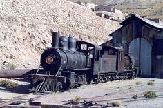Conosca el cementerio de trenes de Pulacayo en Potosi haga click en la imagen para saber mas