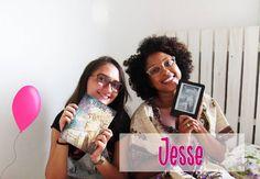 Para assistir, acesse aqui: https://youtu.be/MITjPZPCJZg  Ou no link clicável na bio.    Oi, leitorxs!  Hoje trouxemos um pouco sobre Jesse, segundo livro de cinco, da série As Aventuras de Jesse e Catarina, de autoria da nossa parceira Bruna Guerreiro.   O vídeo teve a participação super especial da Kau.  Esperamos que gostem. ;)
