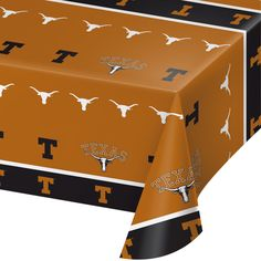 Univ of Texas Austin 54 x 108 Plastic Tablecover/Case of 12 Tags: University of Texas Austin; Tablecover; Collegiate; University of Texas Austin Tablecover;University of Texas Austin party tableware; https://www.ktsupply.com/products/32786326432/Univ-of-Texas-Austin-54-x-108-Plastic-TablecoverCase-of-12.html