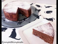 Torta con albumi e cioccolato al latte - Ricetta facile e veloceCake with milk albumin and milk chocolate - Easy and fast recipehttp://zampetteinpasta.blogspot.it/2017/05/torta-con-albumi-e-cioccolato.html