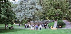 Pikku-Vesijärvellä järjestetään myös paljon erilaisia tapahtumia, kuten lasten puistoruokailu, erilaiset puistokonsertit ja Puuhakipinäpäivä. Pikku-veskulla on osallistuttu myös kansainväliseen ravintolapäivään, jossa vuonna  2014 oli yli 300 kävijää.