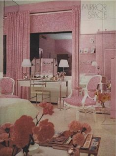 70s interior design | Tumblr