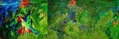 "Yury Ermolenko, ""KVOK"",(fragment), 2002, oil on canvas, 130х900 cm. #YuryErmolenko #еrmolenko #ЮрийЕрмоленко #ермоленко #yuryermolenko #юрийермоленко #юрийермоленкохудожник #юрiйєрмоленко #ЮрiйЄрмоленко #єрмоленко #rapanstudio #modernart #fineart #contemporaryart #art #painting #живопись #conceptart #abstractpainting #abstract #texture #colorfull #expressive #impressive #energy #strong #power #gallery #exibition #выставка #artproject #oilcanvas #oilpainting #paint #artwork #галерея #green…"