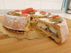 Baked Cassata 😍 easy to prepare 🎄 Le ricette di zia Franca Italian Pastries, Italian Cake, Four, Cheesecake, Tiramisu, French Toast, Food And Drink, Breakfast, Ethnic Recipes