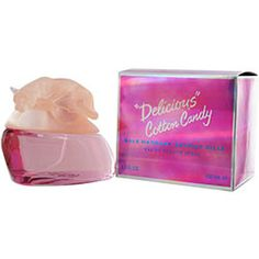 DELICIOUS COTTON CANDY Perfume by Gale Hayman. Citruses, Bergamot, Cotton Candy, Lily of the Valley, Fig Leaves, Brown Sugar, Licorice, Vanilla, Caramel, Cedarwood and Musk.