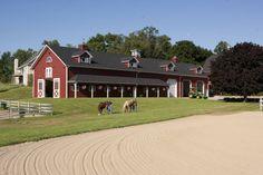 Nancy's Horse Barn » Morton Buildings » 3665