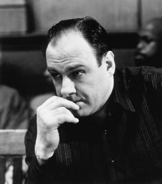 James Gandolfini. One of my favorite actors. Rest in peace, you will be missed.