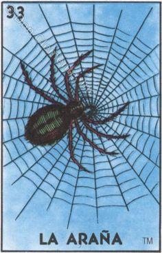 33 La Araña
