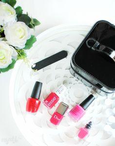 Esmaltes de uñas para el verano. Summer nail polishes I love. OPI, Essie, Dior, Revlon, Guerlain