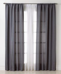 Miller Curtains Sheer Caprice Window Treatment Collection