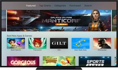 Apple TV begins hiding apps from the charts if you have them installed
