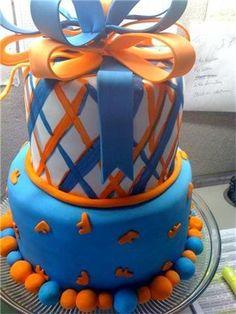Country Cakes and Cafe   Jessica's Florida gator cake
