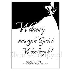 Świetnie wykonany plakat pozwoli w ładny i oryginalny sposób powitać gości weselnych! Hit cenowy! #kolekcjaslubna #slub #wesele #dekoracjeslubne #podziekowaniadlagosci #ślub #wedding #wesele #love #slub #pannamloda  #bride #slubnaglowie #pannamłoda #miłość #weddingday #sesjaslubna #weddinginspiration #slubneinspiracje Poster
