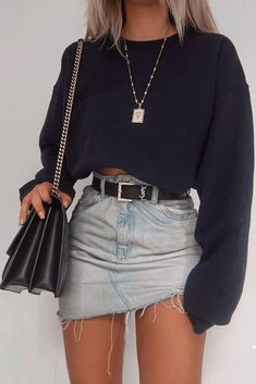 Teen Fashion Outfits, Outfits For Teens, Look Fashion, Fall Outfits, Summer Outfits, Rock Outfits, Womens Fashion, Holiday Outfits, Fashion Ideas