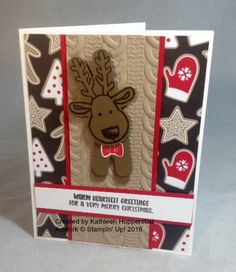 Christmas Deer and specials | My Happy Stamping Place | Bloglovin'