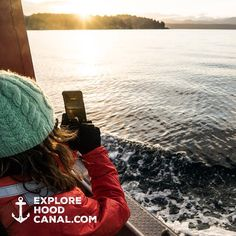 Got any good snaps of Hood Canal? Tag them #explorehoodcanal and #wildsideWA and we'll repost! See what's going on on our Instagram: https://instagram.com/explorehoodcanal/ #olympicpeninsula #beauty #love #onaboat #sunset