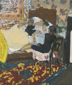 ALONGTIMEALONE: dappledwithshadow:    Édouard Vuillard Les...