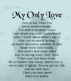 If you are looking for some romantic love poems, you don't have to worry. Here is a collection of romantic love poems for you. Valentines Day Poems, Fathers Day Poems, Valentines Quotes For Him Love, Valentine Poems For Husband, Romantic Love, Romantic Quotes, Romantic Poems For Him, Romantic Letters For Him, Romantic Night