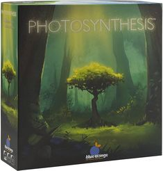 Blue Orange Games Photosynthesis Board Game - Award Winning Family or Adult Strategy Board Game for 2 to 4 Players. Recommended for Ages 8 & Up. Board Games For Two, Board Games For Couples, Couple Games, Orange Games, Two Player Games, 10 Year Old Boy, Building Games, Game Update, Thing 1