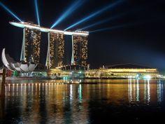7 World's Most Amazing Stunning Pool Hotel Skyscraper Pool In Singapore