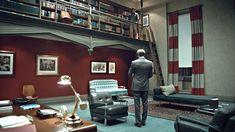 For my dream house... Hannibal's office
