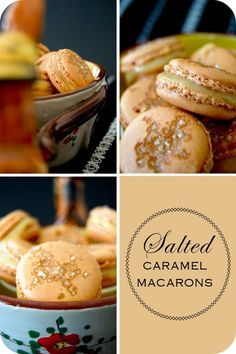 The 2009 October Daring Bakers' challenge was brought to us by Ami S. She chose macarons from Claudia Fleming's The Last Course: The Desserts of Gramercy Tavern as the challenge recipe. Imagine my...