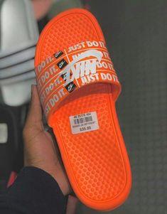 the best attitude 969b8 f9e64 Nike Slides, Pool Slides, Shoe Game, Sneaker, Summer Outfits, Sandal,