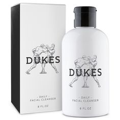 Dukes Daily Anti-Aging Facial Cleanser 8oz ‰ÛÒ Exfoliating Face Wash for Men ‰ÛÒ Organic Anti-Acne Washer ‰ÛÒ Great for Sensitive, Normal, Oily, Dry and Combination Skin and Pores ** This is an Amazon Affiliate link. You can find more details by visiting the image link.