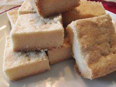 Shortbread Cookies (like School Kine) Recipe by Hapa Cooking https://www.facebook.com/HapaCooking