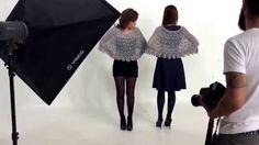 Detrás de cámaras revista otoño 2015 primera parte - tejiendo con Laura ...
