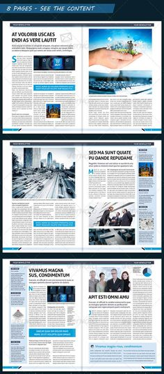 techtimes free newsletter template free indesign templates
