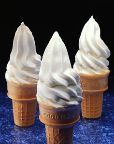 August 19 is National Soft Serve Ice Cream Day Ice Cream Mix, Ice Cream Brands, Yummy Ice Cream, Ice Cream Party, Homemade Ice Cream, Vanilla Ice Cream, Ice Cream Treats, Ice Cream Desserts, Frozen Desserts