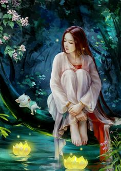 Queen Of Another World ✓ – N I N T H ; Silent Night Accompany (Fantasy-Romanze) Beberapa kali # 1 in der Fantasie # 7 in der Fantasie Anime Fantasy, Fantasy Girl, Fantasy Romance, Fantasy Books, Art Asiatique, Beautiful Fantasy Art, Beauty Art, Anime Art Girl, Chinese Art