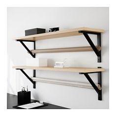 ekby j rpen ekby valter tag re murale plaqu bouleau deco pinterest etabli atelier. Black Bedroom Furniture Sets. Home Design Ideas