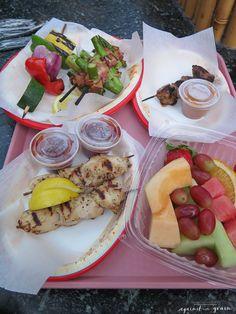 Gluten-Free Dining at Disneyland Tips: Dining in the Disneyland Park